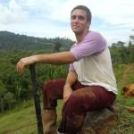 Alex Blum in Panama