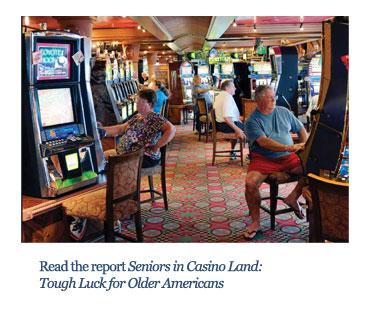 Seniors in Casino Land