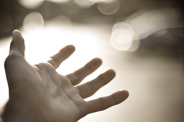 A Helping Hand - Cristian Bernal