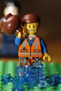 Emmett Lego Ice Bucket Challenge