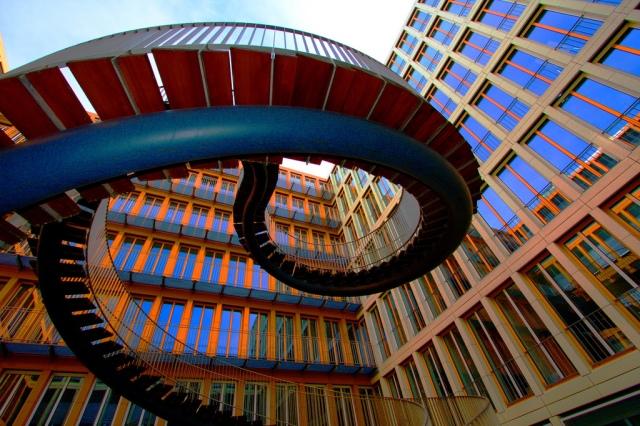 Treppe - Stair - Escaleras - Mobius - Traveller_40