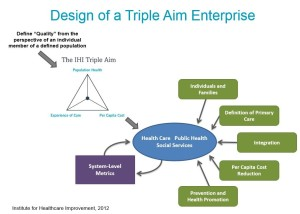 Design of a Triple Aim Enterprise