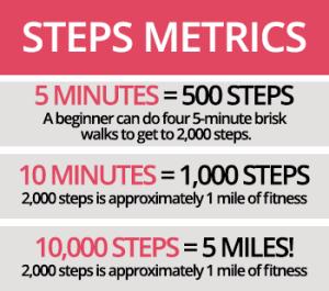 Picture 4 - Steps Metrics