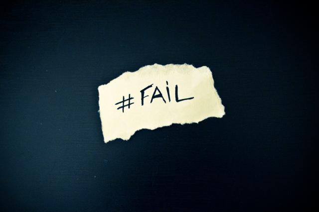 Hashtag Fail - Spry